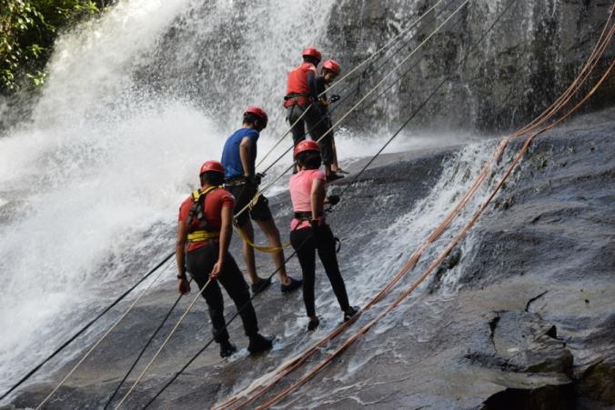 Cachoeira Bonito PArtiu Interior